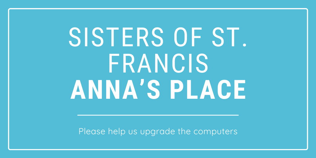 test Twitter Media - Did you know that 3.8 billion people use the internet which is 40% of the world's population? Help Anna's Place upgrade their equipment. Donate today: https://t.co/yGoyWPZ726.  #35technologyfactsstats, #AnnasPlace, #SistersofStFrancis https://t.co/NHgLriKoUW