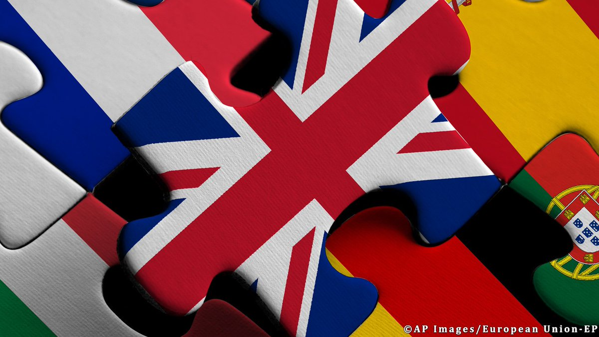 Brexit: citizens rights remain a priority for MEPs. Check out the statement by Parliaments Brexit steering group ➡️eptwitter.eu/qkR3