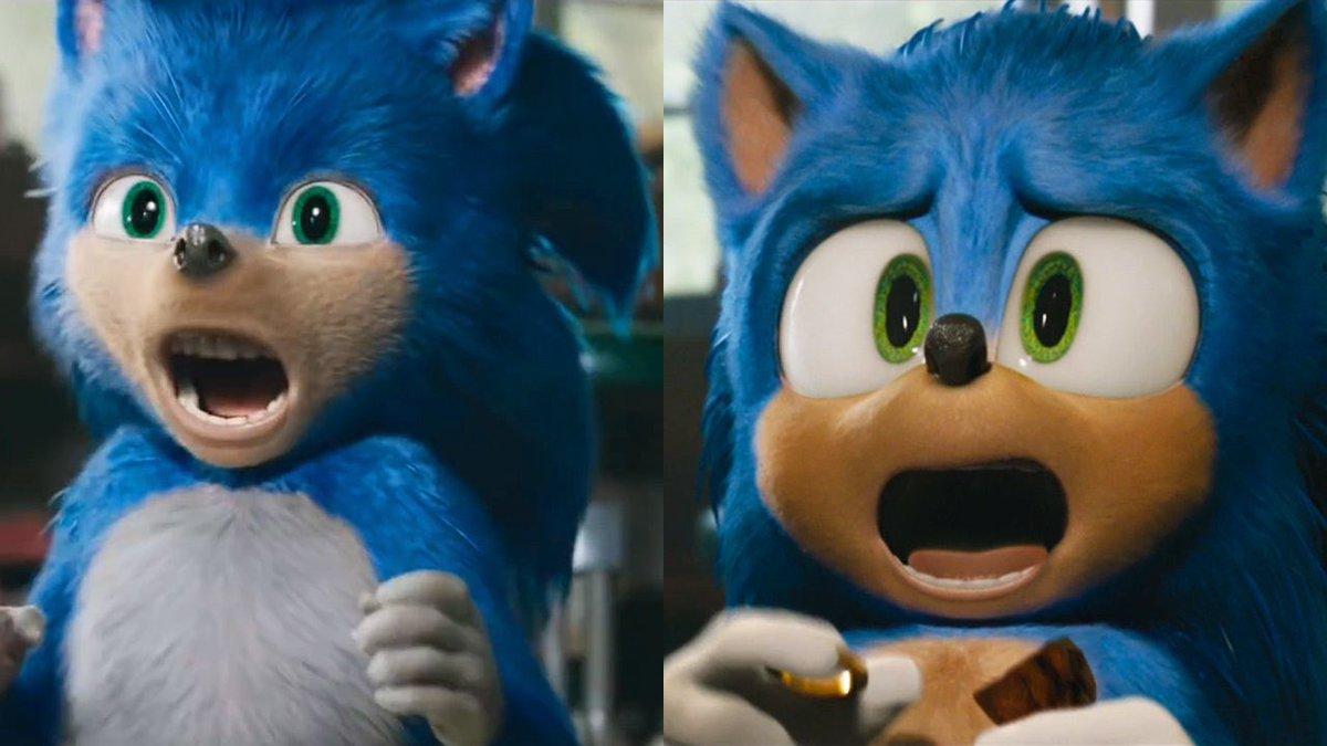 Pronto, Sonic tá resolvido.Mas confesso q vou ver mais pelo Jim Carrey do q qlq outra coisa.