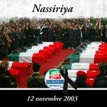 Image for the Tweet beginning: A #Nassiriya il 12 novembre