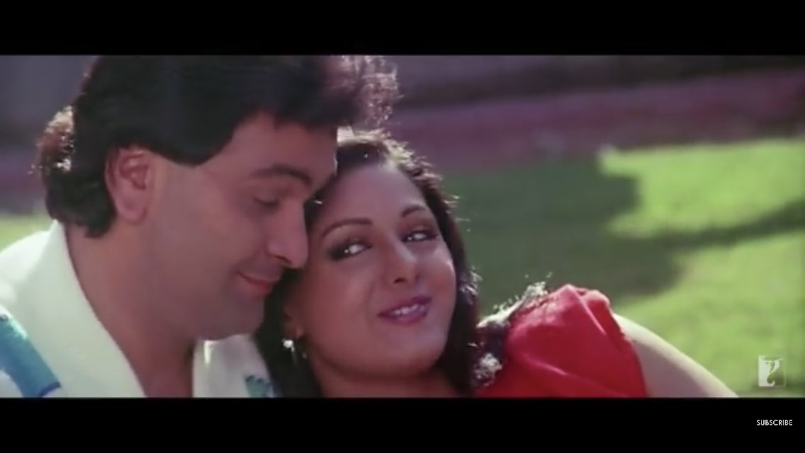 For the good times, for the love, for the innocence, for the romance, one more time for life! Thanks @anindya0909 for reviving #Chandni memories!