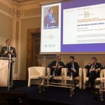 Image for the Tweet beginning: A brilliant conference leveraging Italy's