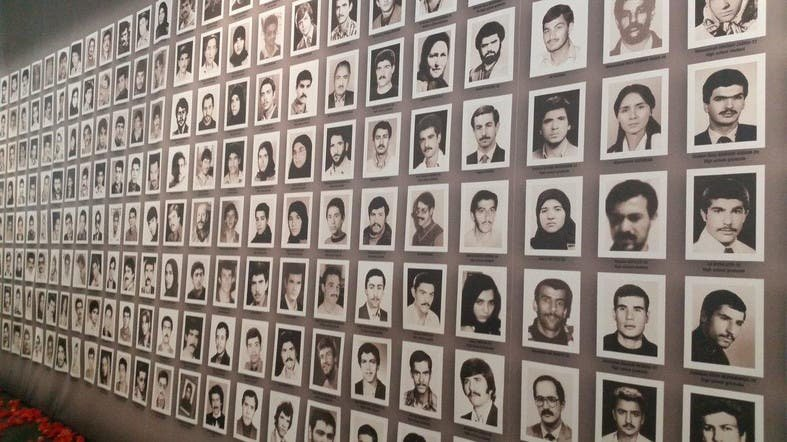 """#1988Massacre in #Iran is a wound that still remains open three decades later"" Amnesty International said. #NoImpunity4Mullahs #UPRIran #UPR34  @Reprieve @PmTunisia @CancilleriaPeru @ngos4justice   https://www. amnesty.org/en/latest/news /2018/04/iran-new-evidence-reveals-deliberate-desecration-and-destruction-of-multiple-mass-gravesites/   … <br>http://pic.twitter.com/oCdCkR0OTo"