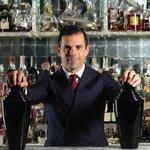Image for the Tweet beginning: Londra: i segreti del barman