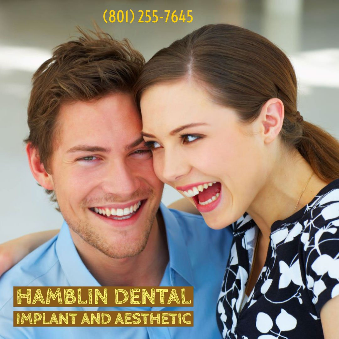 Dr. Hamblin provides durable and natural-looking tooth-colored fillings using special strong white filling material, and for large fillings may use an inlay or onlay. (801) 255-7645 https://dentalimplantsutah.com/ #toothcoloredfillings #drhamblinpic.twitter.com/VzI2CmxiXN
