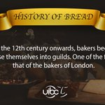 Image for the Tweet beginning: HISTORY OF BREAD: From the