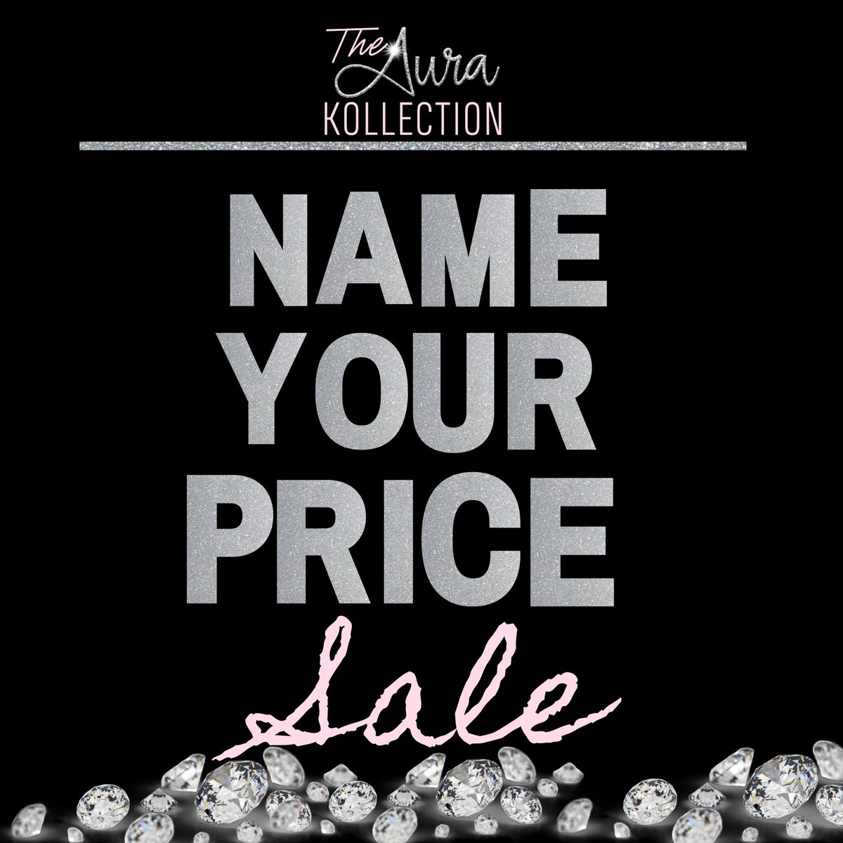 SHOP ON YOUR OWN BUDGET! 💕 NAME YOUR PRICE SALE HAS STARTED TODAY & WILL END SATURDAY! NOTHING IS OFF LIMITS! SERIOUS INQUIRES ONLY! #WSSU #NCAT #NCCU #UNCG #UMES #JCSU #bennett #UNCC
