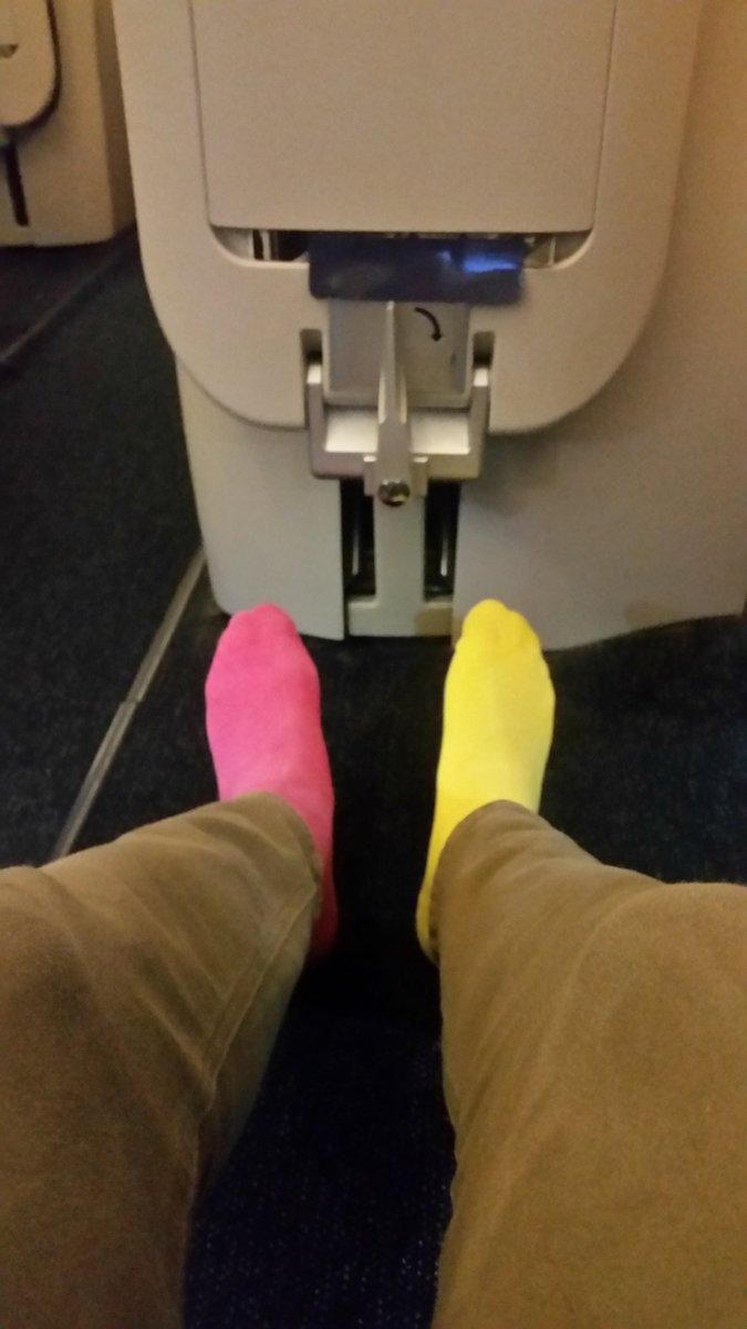 Off to Brazil. 2 to go. P4 in the Champs to secure.   #AntiBullyingWeek2019 #OddSocksDay <br>http://pic.twitter.com/BqfvnYbdd3