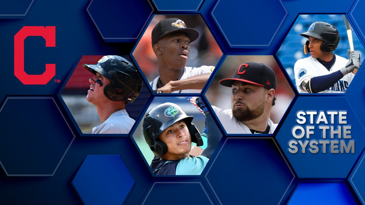 Clevelands farm is as strong as its been in a decade, and while rookies contributed in 2019, the best is yet to come, as 9 of the #Indians 14 best prospects are under 21 and their Top 30 is the #MLBs youngest. @jimcallisMLB on the state of the system: atmlb.com/32DIWUY