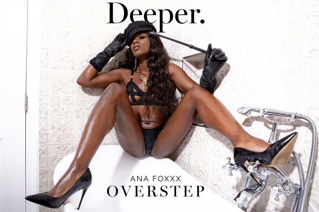 Some lines are meant to be crossed... @AnaFoxxx ♠️@deeper_official