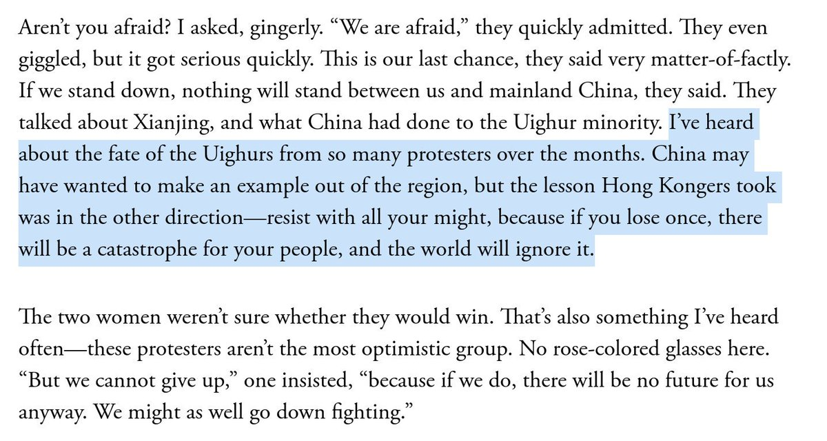 Hong Kong Protests: Inside the Chaos - The Atlantic