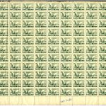 Image for the Tweet beginning: Complete sheet of 40 jeon