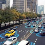 Image for the Tweet beginning: Special feature: #Autonomousvehicles and the