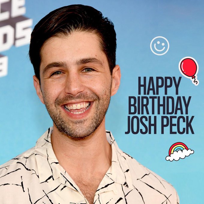Happy Birthday To Josh Peck