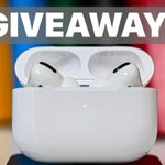 Image for the Tweet beginning: It's #giveaway time! We're giving
