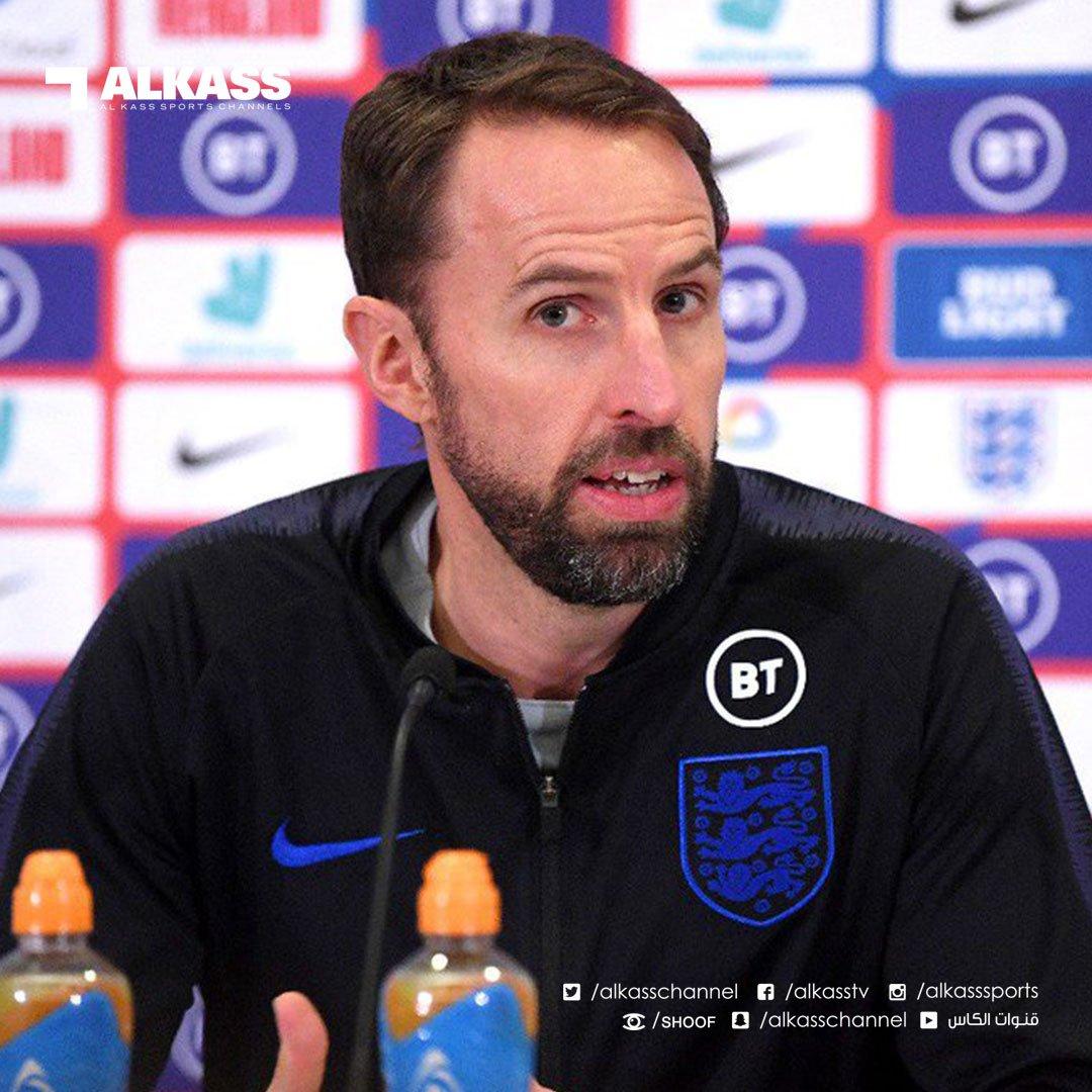 جاريث ساوثجيت مدرب منتخب #إنجلترا : أنا المسؤول عن قرار استبعاد #رحيم_ستيرلينج من المعسكر قبل مباراة #الجبل_الأسود في تصفيات #يورو2020