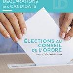 Image for the Tweet beginning: #Elections2019 : découvrez le bulletin