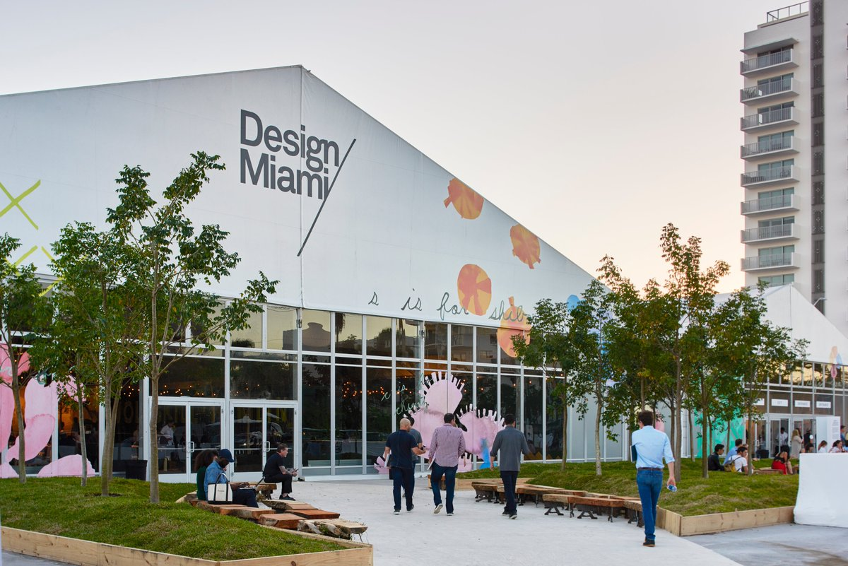 Countdown to Basel starts now!  Tickets are now live for the fifteenth edition of @DesignMiami, taking place December 3–8 in Miami Beach, USA. Link in bio to get your tickets now in advance #DesignMiami/ #promotion<br>http://pic.twitter.com/8eLvG5bIUr