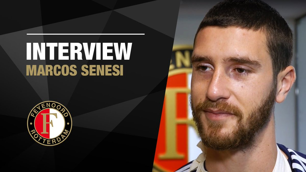 test Twitter Media - @senesimarcos Het hele interview met Marcos Senesi - over zijn goal, blessure en de interlandbreak - zien?   👉 https://t.co/NZyrbd7JK9 👈  #Feyenoord https://t.co/I3X9ekaTVu