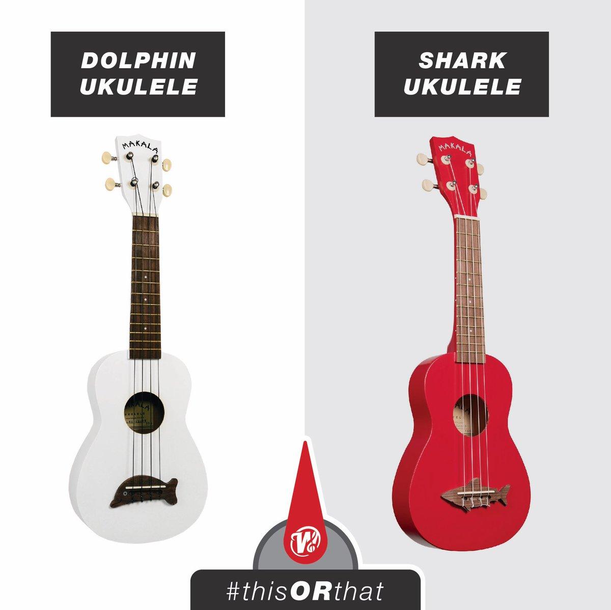 Are you a #dolphin or #shark fan?        @kalabrandmusic #ukulele #ukulelefan #ukecandoit #ukedchat #uketeacher #ukuleleteacher <br>http://pic.twitter.com/Z9MGCVF2l1