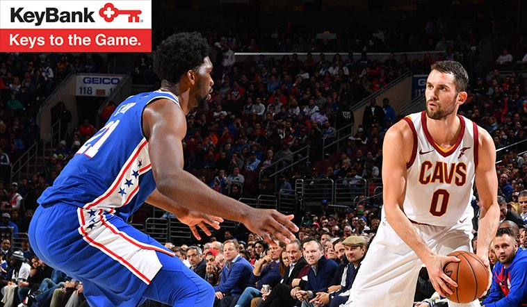 The Cavs have taken 15 of their last 20 meetings against the Sixers, including a 7-3 mark on Philly's home floor over that stretch.  #CavsSixers KEYS: http://on.nba.com/33ILIcG