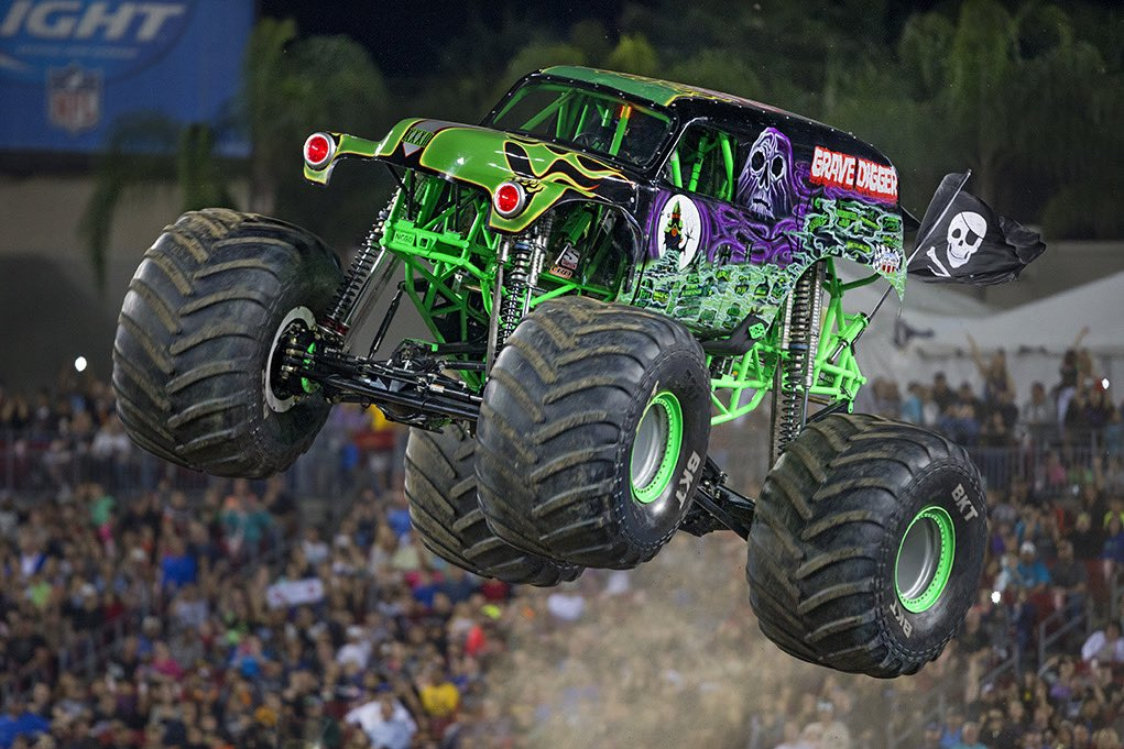 Watch the world famous trucks get pushed to the limit at @MonsterJam 04.04.20 🚨 Tickets on sale now! centurylinkfield.com/event/monster-…