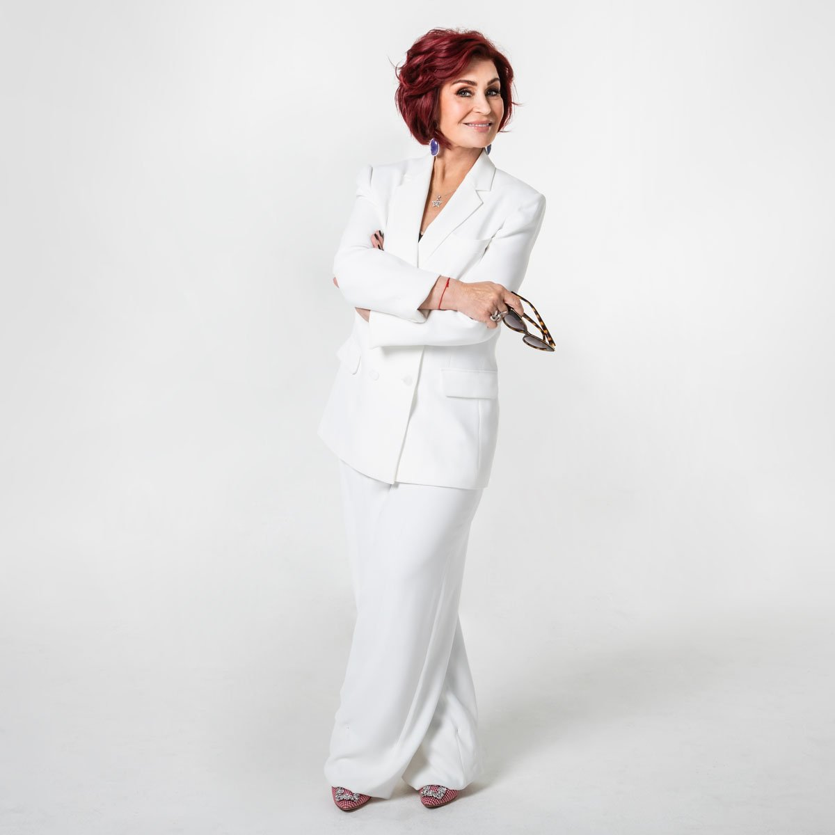 Dont miss our @MrsSOsbourne talking all things @nativityuk on @GMB @ITV very soon! TUNE IN NOW! #GMB #goodmorningbritain #sharonosbourne #ITV