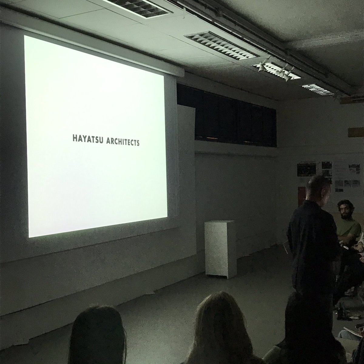 The Savage Mind: @takeshihayatsu introduces the work of his practice, the fifth in our series of Public Lectures @uniofbrighton @artsbrighton #SoAD