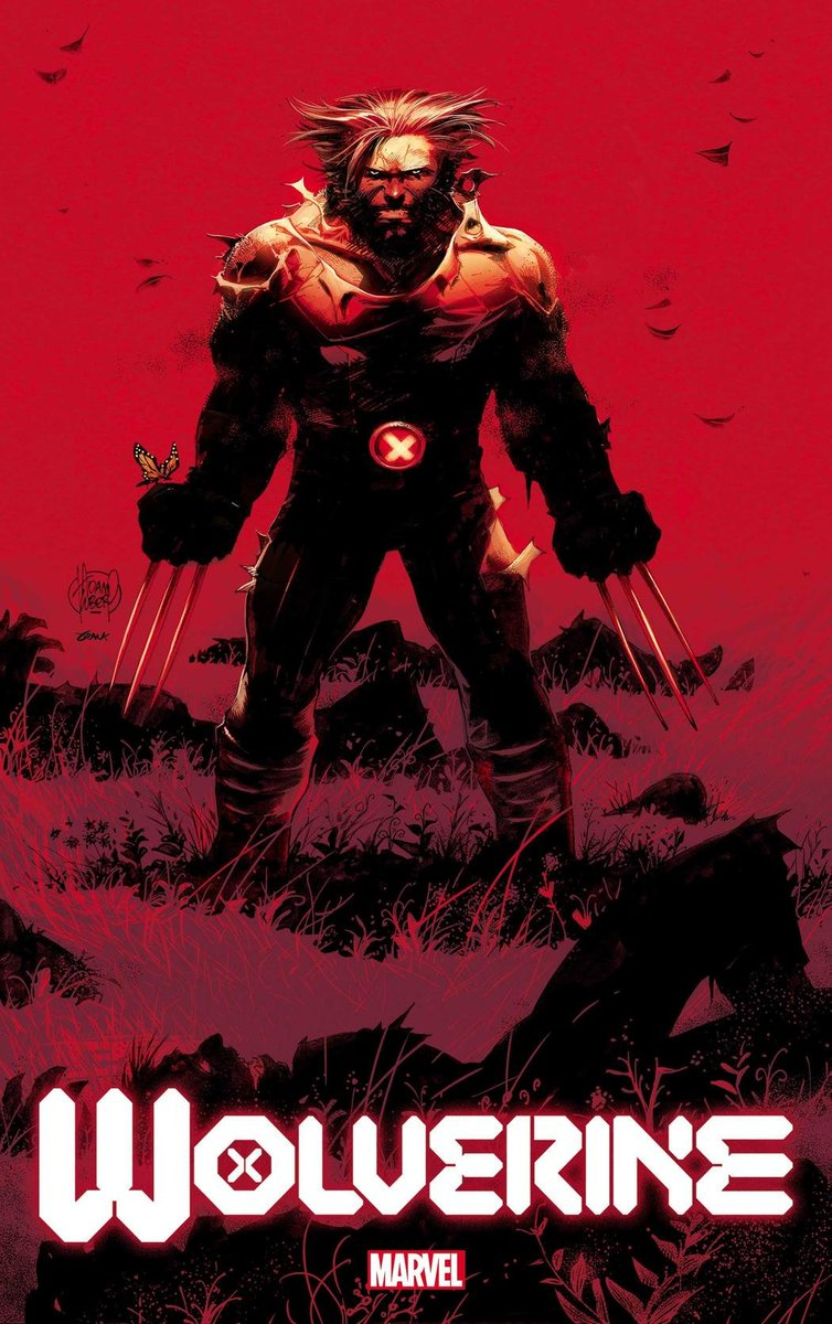 Image result for wolverine #1 benjamin percy