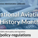 As aircraft age, government agencies can work with GSA to modernize their fleets by exchanging or selling aircraft for newer replacements. Learn more - https://t.co/0zZJK6XLUn #AviationHistoryMonth