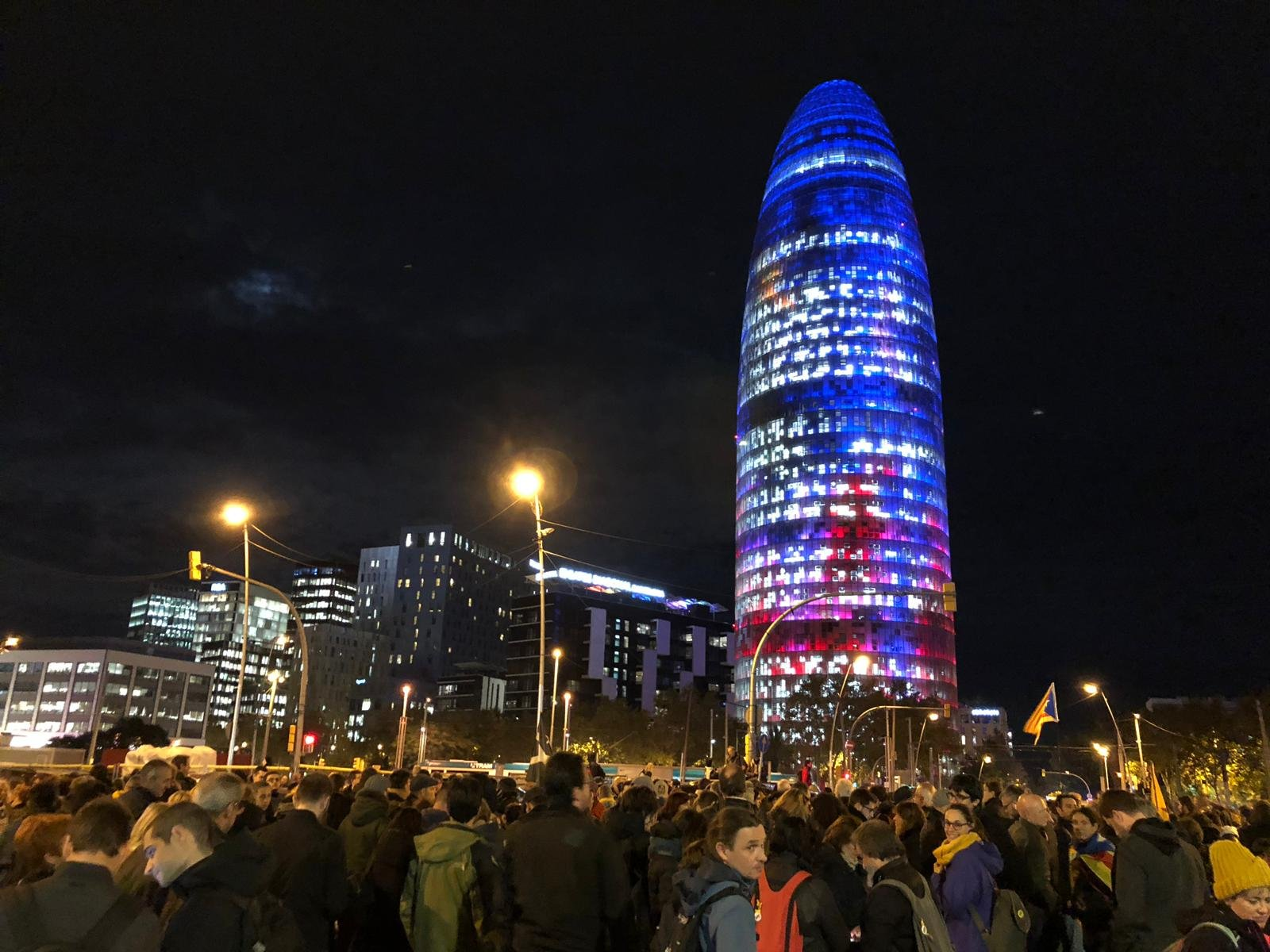 blocage Barcelone