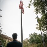 Image for the Tweet beginning: Monday, Southwestern University honored veterans
