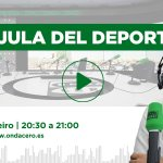 Image for the Tweet beginning: #ENDIRECTO Comienza @BrujulaDeporte con @AlbertoPereiro