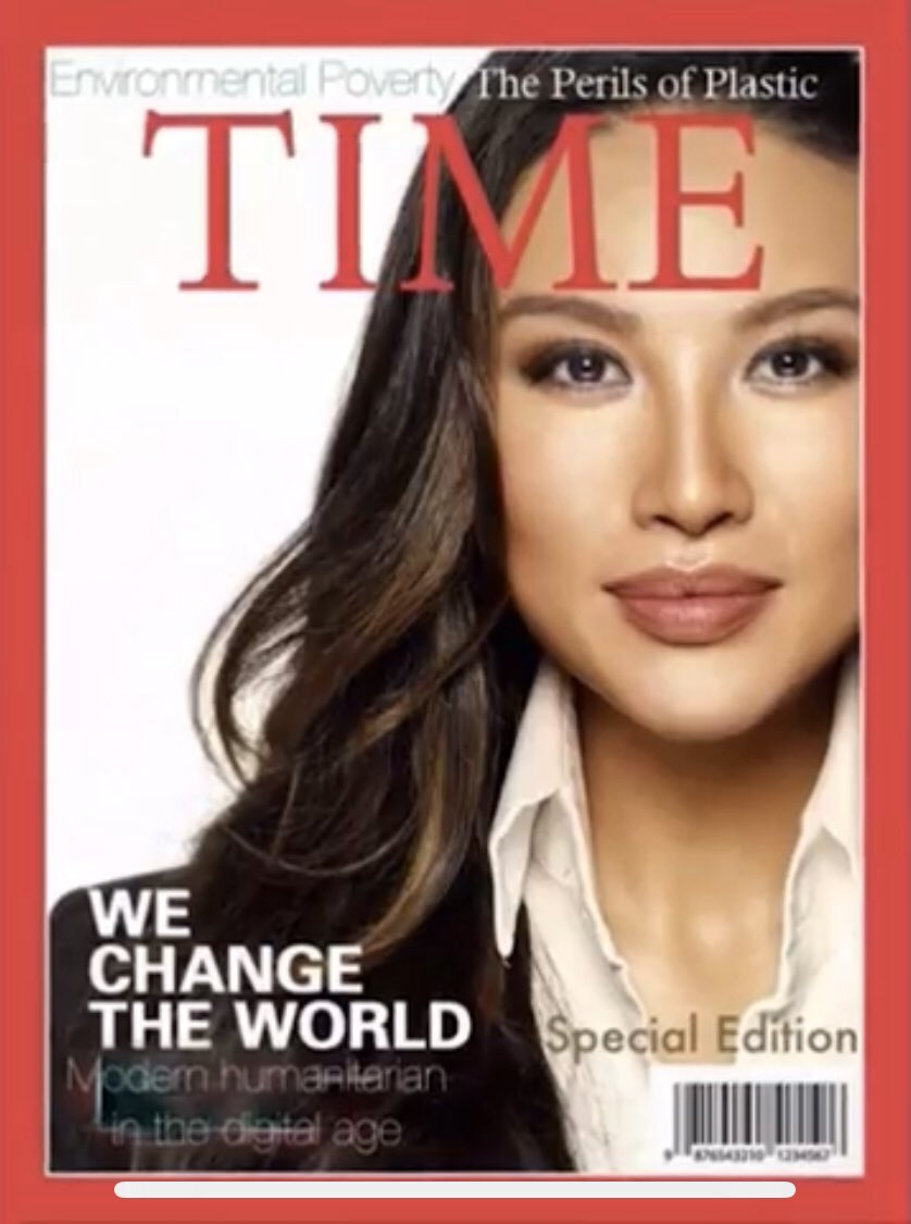 Senior Trump official @MinaChang embellished her resume; put her face on a fake Time magazine cover, claimed to be a Harvard Business School alum, invented a role on a UN panel, and claimed that she addressed Democratic and Republican national conventions. nbcnews.com/news/amp/ncna1…