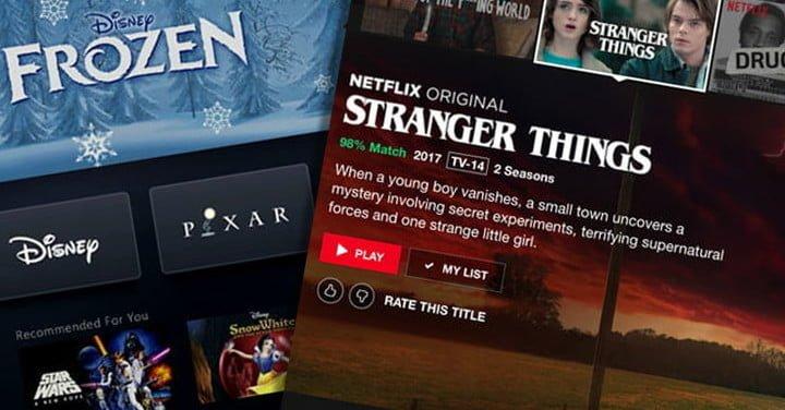 #Netflix vs. #Disney Plus: la batalla por la corona del #streaming