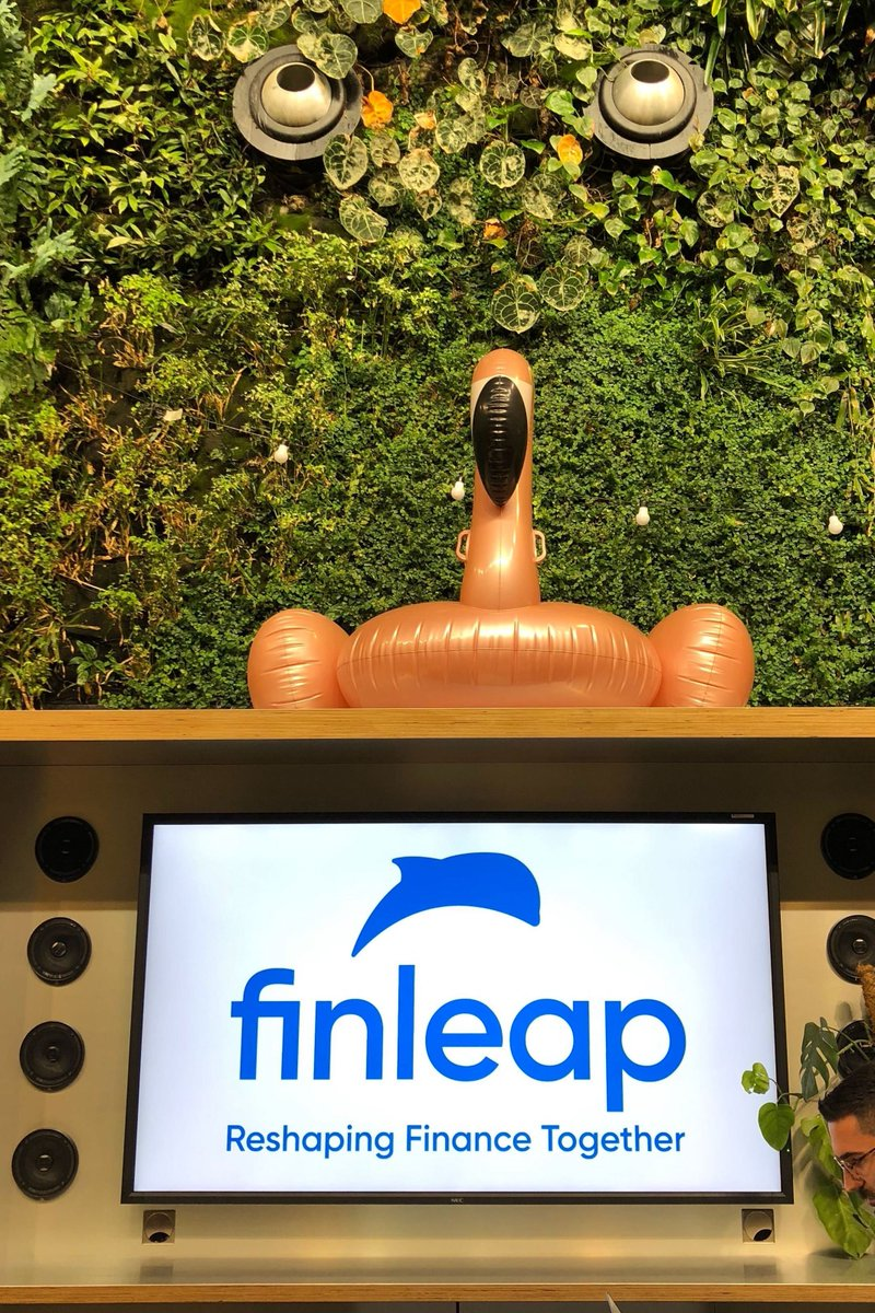 Congratulations @finleap to the new office in #Paris and for strengthening the European #ecosystem. Happy to be part of it and thank you for having us tonight! 🇫🇷