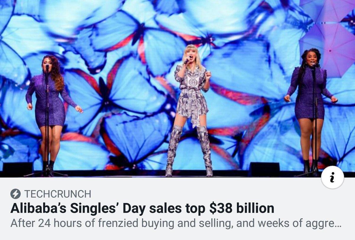 #singlesday