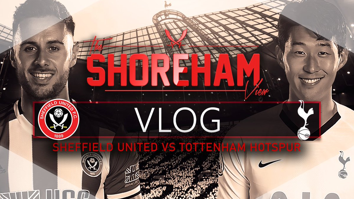 #sufc extend the unbeaten away run at #spurs relive the action in this weeks #vlog if you enjoy the video subscribe to the channel & turn on notifications! Thanks and enjoy #twitterblades #thfc #blades #TOTSHU #epl #premierleague #var  https://youtu.be/W5ZAR0VvSxM