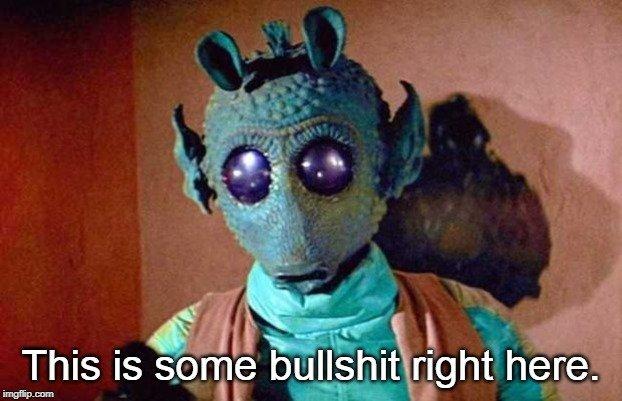 Overheard in Mos Eisley.....