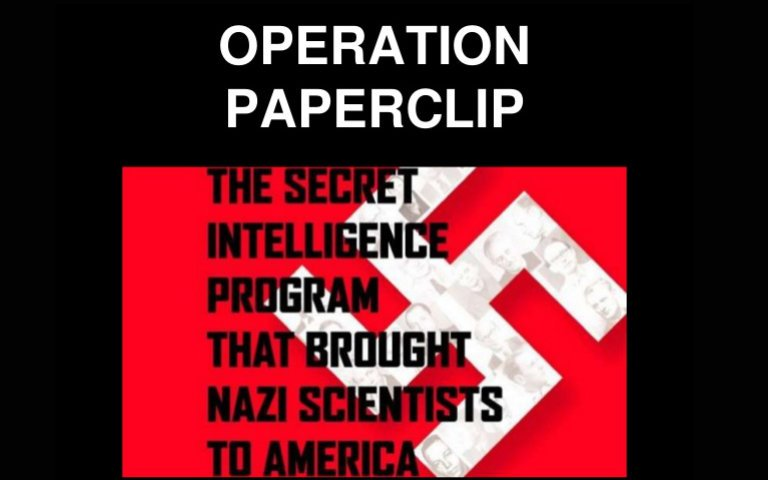 What Was Operation Paperclip? #apolloprogram https://www.slideshare.net/CoolGus/what-war-operation-paperclip… via @SlideShare #WWII #science #engineers #Area51 #history