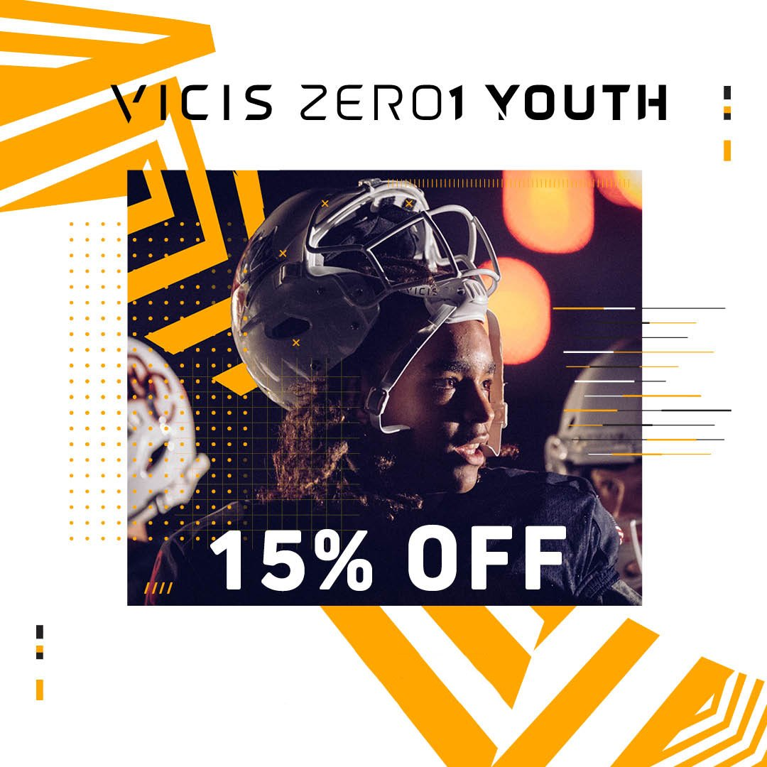 Give the top-Ranked youth football helmet this holiday Season. Save 15% now at bit.ly/2QeUETk