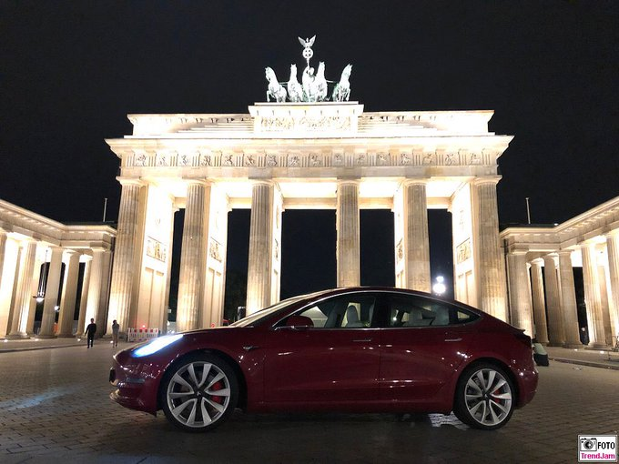 eMobility is coming to Germany: Gigafactory4 will be in B