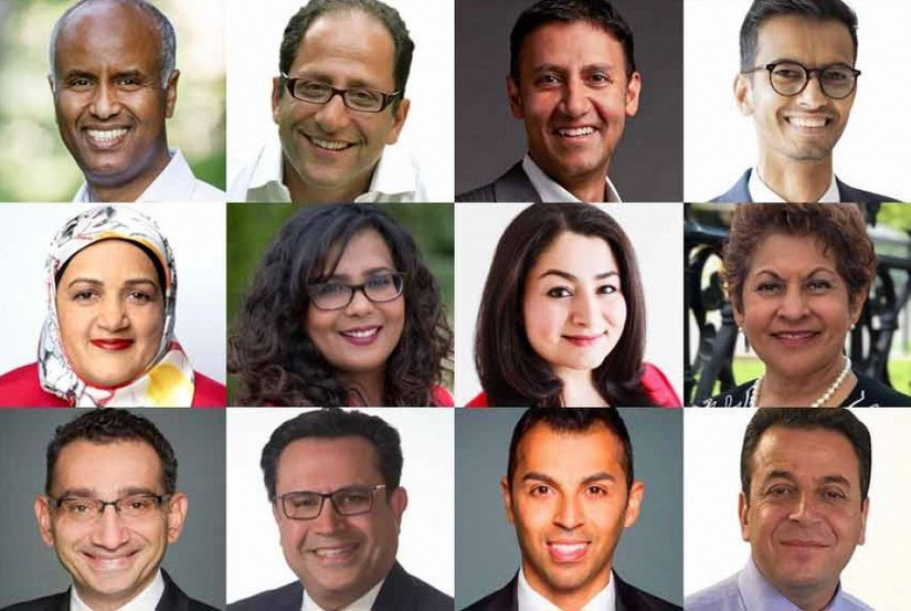 In this year's national elections in Canada, 12 Muslim candidates have won. There are also four women#GHVIPGala10  #UltimaOportunidadL6   #bbcqt  #ThePeopleChooseBTS