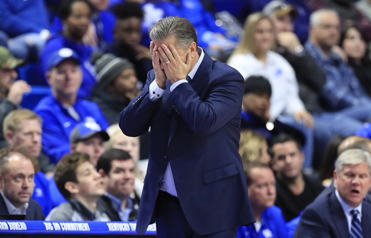 Upset Alert: The No. 1 Team In College Basketball Just Lost