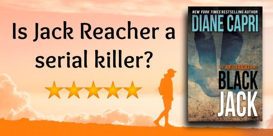 FBI Agents Otto and Gaspar pick up where Lee Child leaves off in the Hunt for Jack Reacher.    #crime #ebooks #newrelease #amreading #bookish #books #reading  #serialkiller #JackReacher