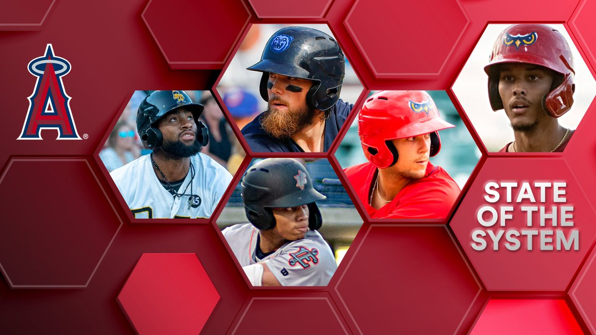 The #Angels have not appeared on any of our 10 rankings of #MLBs top farm systems dating back to 2015, but that could change soon, as their arrow is certainly pointing up. Heres @JonathanMayos look at the state of the @Angels system: atmlb.com/32DinPz