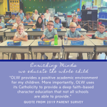 Image for the Tweet beginning: Testimonial Tuesday - parents tell