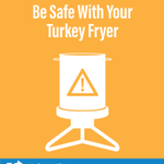 Before firing up your turkey fryer, make sure you are 10 ft from the house, on flat ground and have a fire extinguisher ready. Turkey-fryer infernos are no joke. Check out this blaze. https://t.co/TYfmlviG97  #Safety #Tips