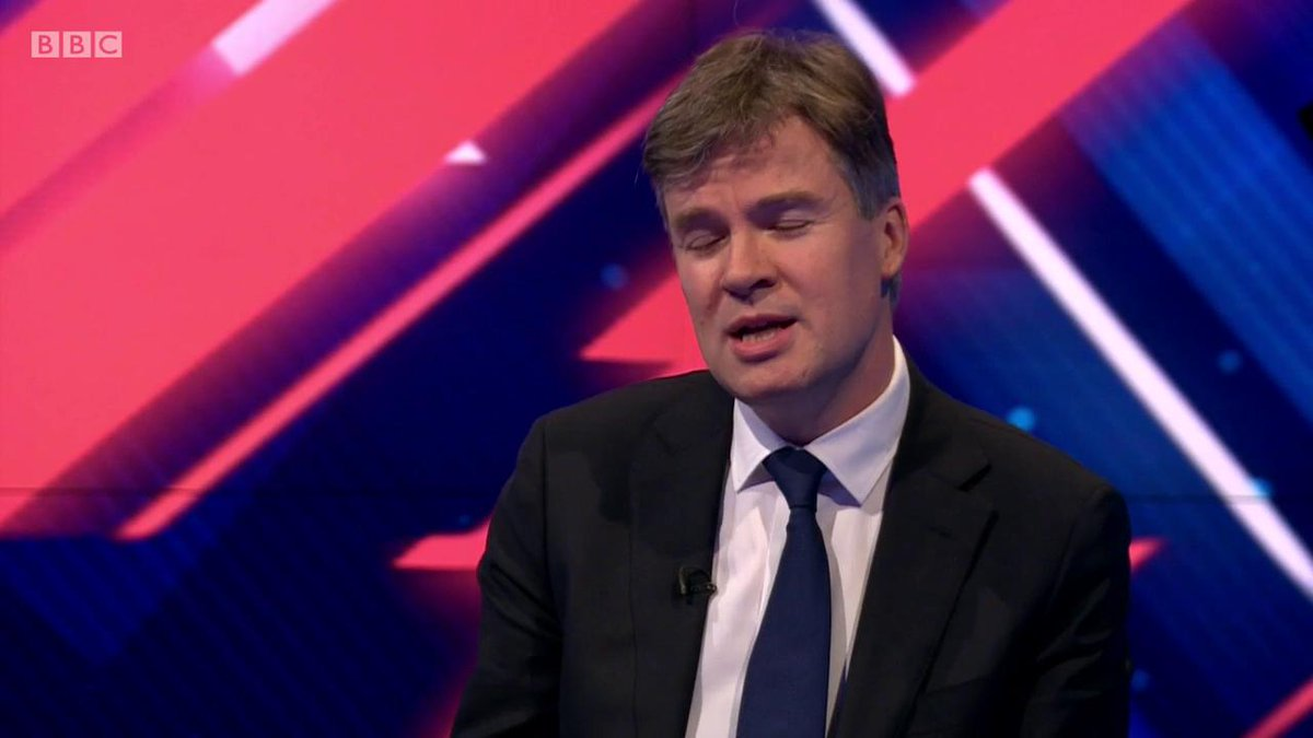 """""""Nigel Farage is absolutely furious with the way he is being treated by the Conservative Party. He says there is a lack of grace…"""" Political editor @nicholaswatt says The Brexit Party's Nigel Farage feels """"pressure is being put on his candidates to stand down #Newsnight"""