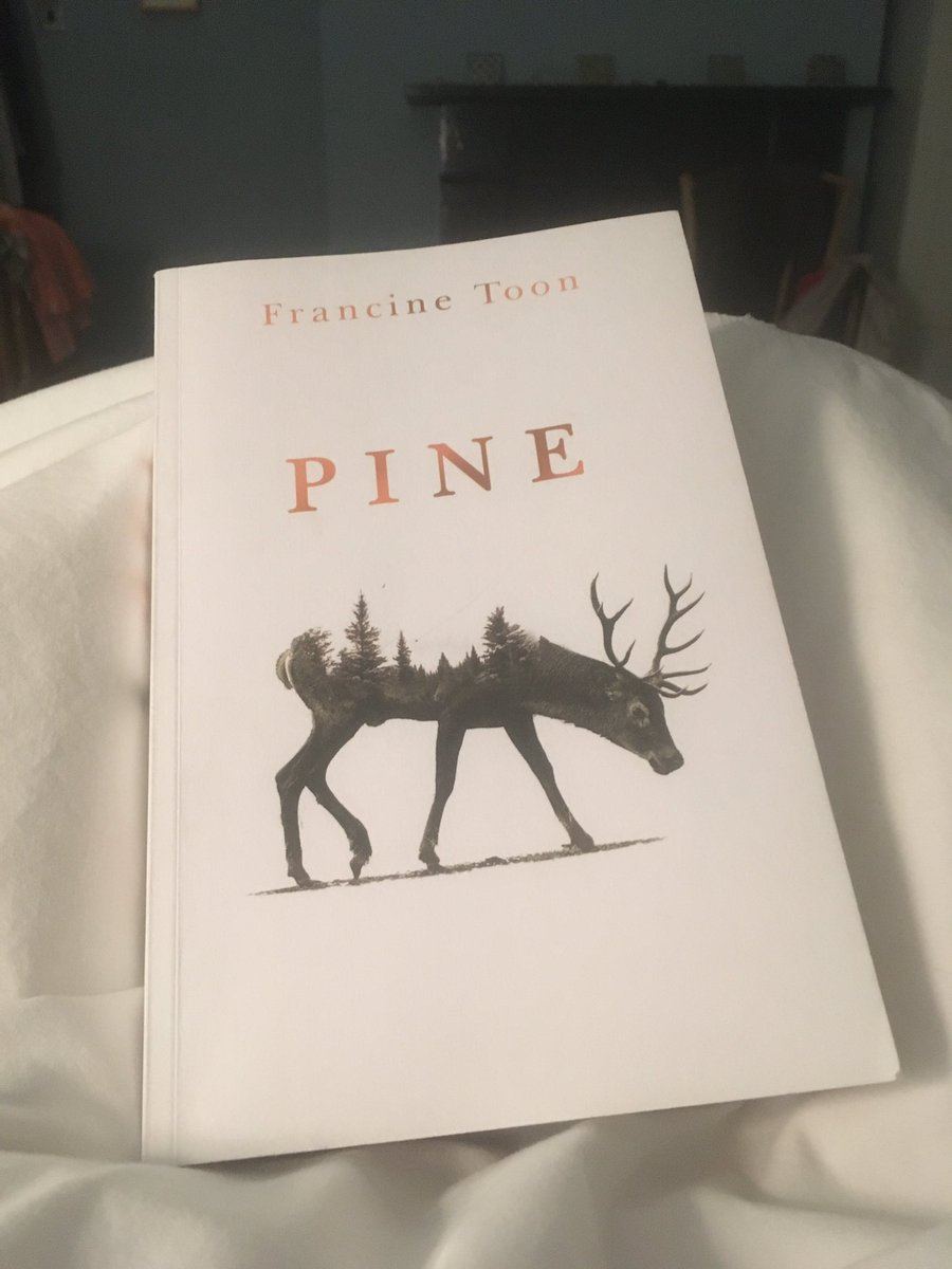 Well, then @FrancineElena   I am done. I am mentally exhausted... but will I sleep??? What a book. Thank you. Wait till the world gets hold of this.... 🦌 🌲❄️ x x